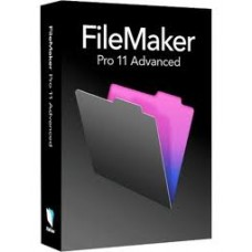 FileMaker Pro 11 Advanced ファイルメーカー日本語版
