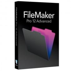 FileMaker Pro 12 Advanced ファイルメーカー日本語版