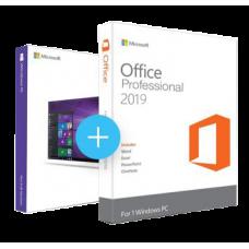 Windows 10 Pro + Office 2019 Pro 日本語版
